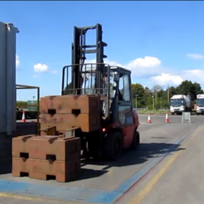 Weighbridge Calibration